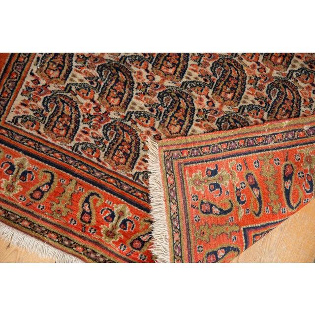 """Textile Vintage Doroksh Rug - 3'1"""" x 5'1"""" For Sale - Image 7 of 12"""