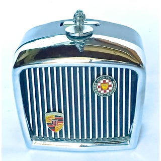 Vintage Jaguar Grill Novelty Lighter Preview