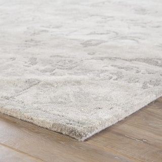 Jaipur Living Sasha Handmade Medallion Taupe Area Rug - 2′ × 3′ Preview