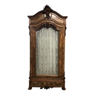 20th Century Traditional Armoire For Sale