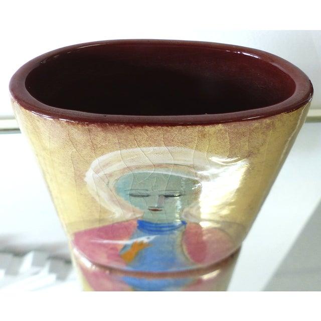 Polia Pillin Mid-Century Ceramic Vase - Image 6 of 10