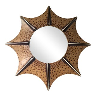 Maitlan-Smith Large Starburst Mirror