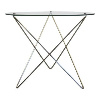 Pair of French Mid-Century Modern Side Tables by Studio 4A