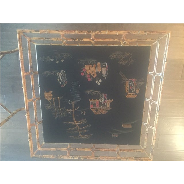 Vintage Chinoiserie Tables - A Pair - Image 10 of 10