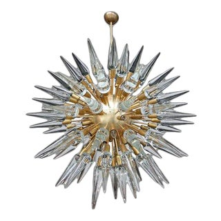 1980s Italian Sputnik Chandeliers For Sale