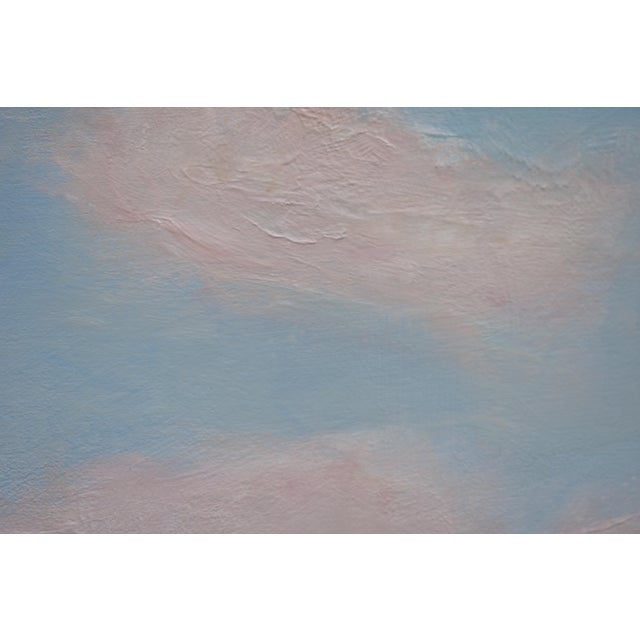 Stephen Remick Cloud Study 'Dance' Contemporary Painting by Stephen Remick For Sale - Image 4 of 8
