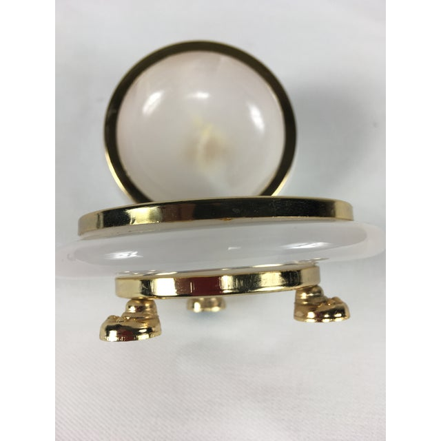 1950s Italian Onyx Ring Box For Sale - Image 4 of 7