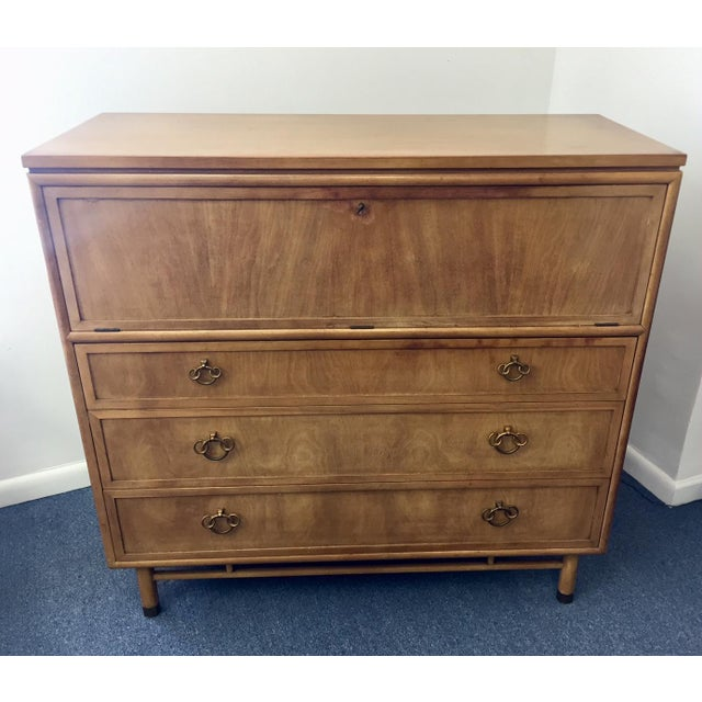 1950s Vintage Renzo Rutili for Johnson Hadley Johnson Chest of Drawers For Sale - Image 12 of 12