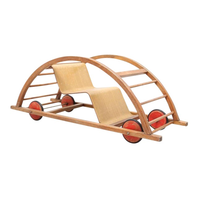 Schaukelwagen Swing and Race Car Toy For Sale