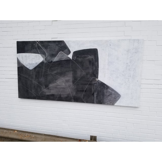 2020s Contemporary Abstract Kelly Caldwell Painting For Sale - Image 5 of 6