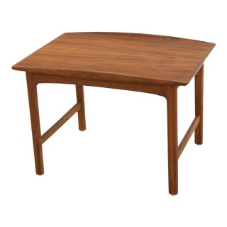 1950s Mid-Century Modern Folke Ohlsson 'Frisco' Teak Table For Sale