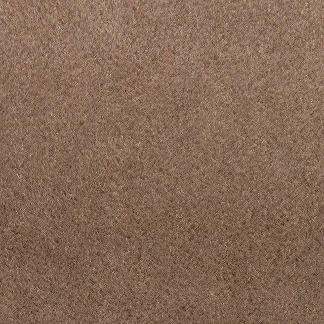 Roger Sprunger Curved Back Sofa for Dunbar For Sale - Image 9 of 10