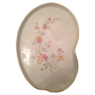 Vintage Limoges Trinket Tray For Sale