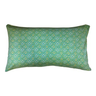 Pulitzer Cuddle Soft Body Support Hand Block Printed Pillow