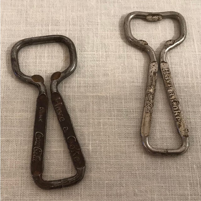 Industrial Vintage Bottle Openers - Set of 6 For Sale - Image 3 of 10