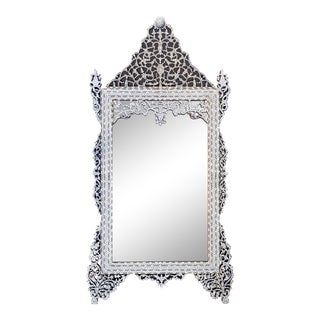 Antique Syrian Wall Mirror For Sale