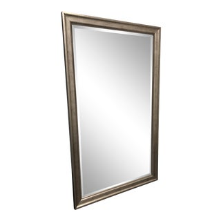 Silver Finish Wall Mirror
