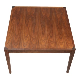 Teak Wood Coffee Table For Sale