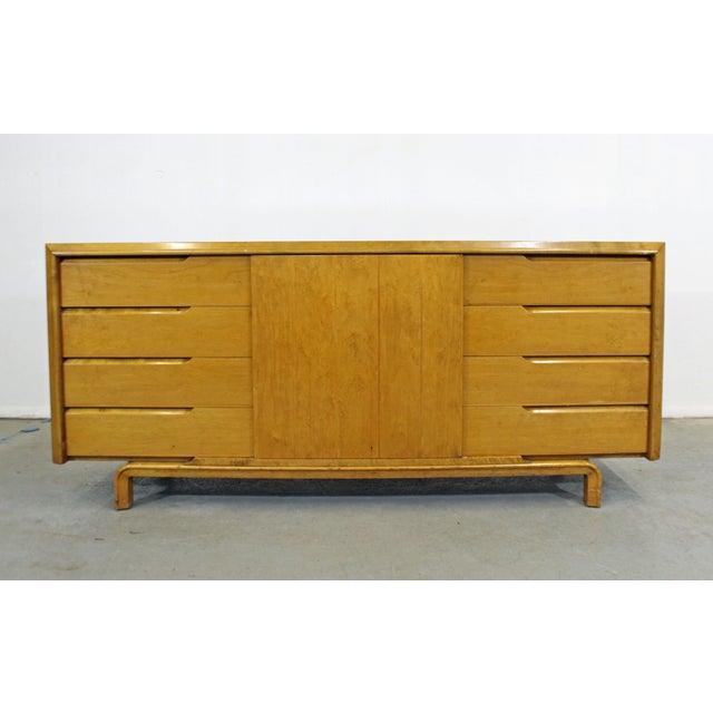 Mid-Century Modern Mid-Century Danish Modern Edmond Spence Credenza Dresser For Sale - Image 3 of 13