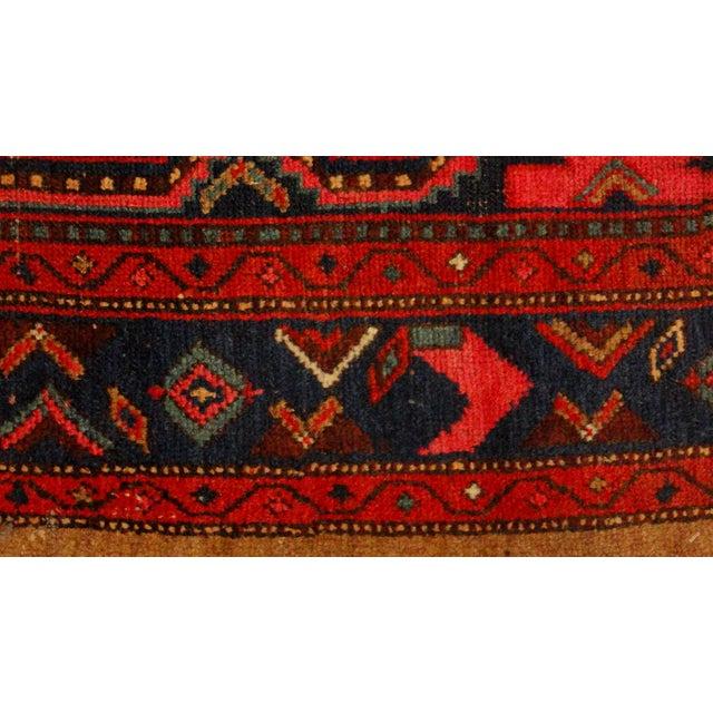 "Boho Chic Leon Banilivi Antique Persian Rug - 6'4"" X 4'4"" For Sale - Image 3 of 4"