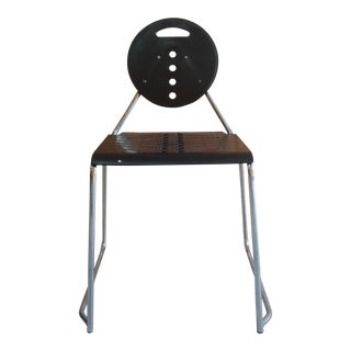 "Bimbi Gioacchini for Segis Memphis Style ""Charlie"" Chair For Sale"