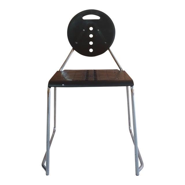 "Bimbi Gioacchini for Segis Memphis Style ""Charlie"" Chair For Sale"