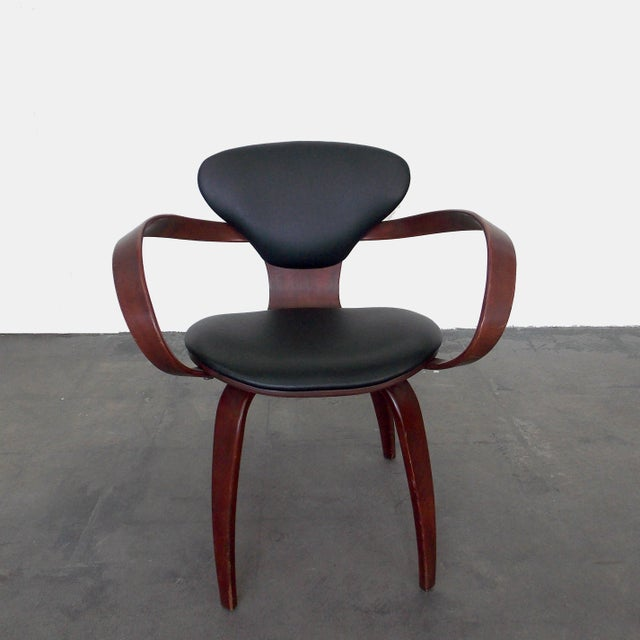 Bentwood Pretzel Arm Chairs - A Pair - Image 3 of 10