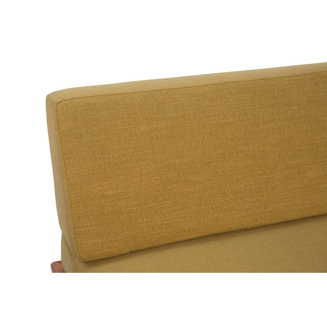 Wood 1950s George Nelson for Herman Miller Daybed Sofa For Sale - Image 7 of 9