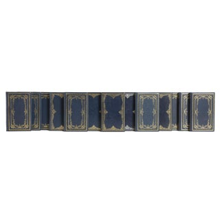 Navy and Gilt Classics Book Set, (S/15) Preview