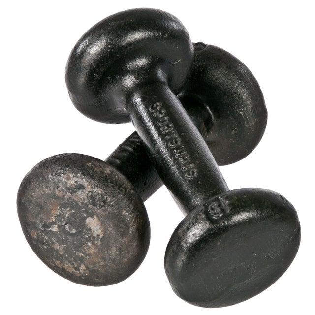 Sportsways 3 lb. Hand Weights - Image 3 of 3