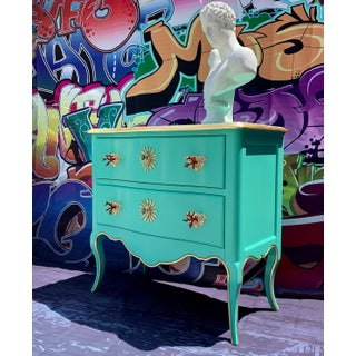 Solid Cherry Chest of Drawers / Console Preview