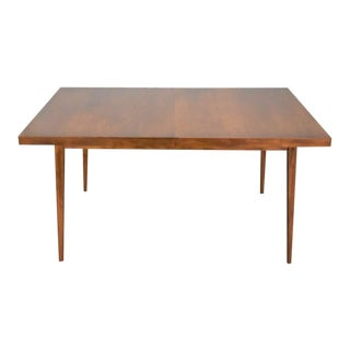 Mid Century Modern Paul McCobb Extension Planner Group Dining Table for Winchendon For Sale