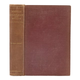 Early 20th Century Martin Chuzzlewit by Charles Dickens For Sale