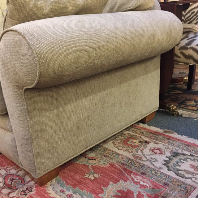 Textured Sage Love Seat - Image 9 of 9