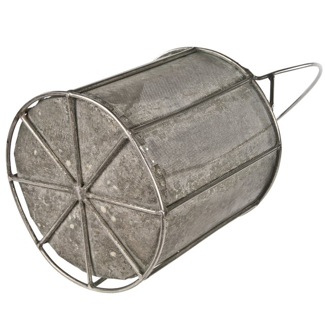 Handmade Perforated Bucket - Image 3 of 3