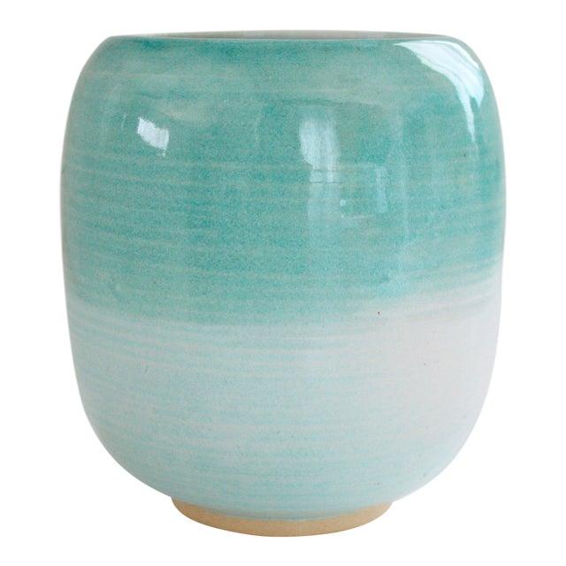 Handmade Ceramic Vase - Image 1 of 7