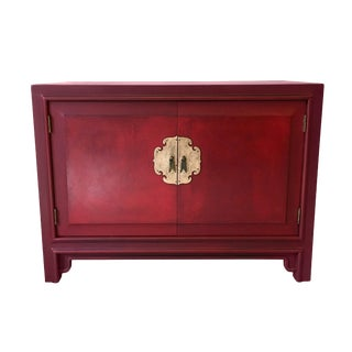 Low Asian Style Cabinet