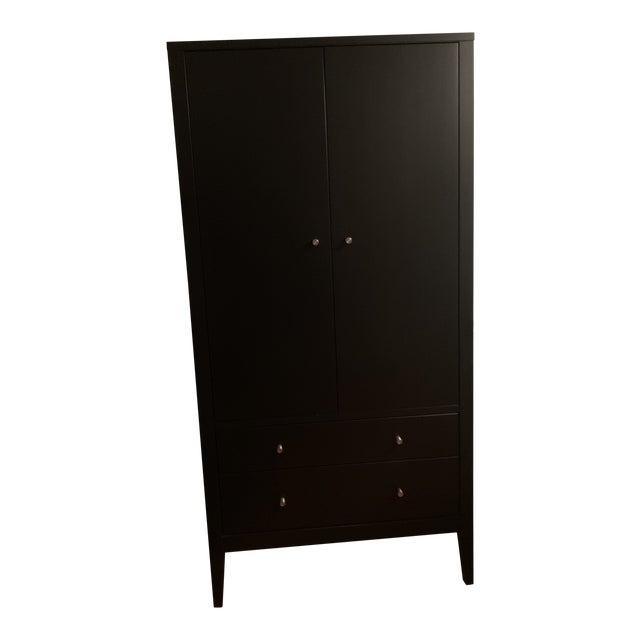 Room and Board Calvin Armoire Wardrobe For Sale