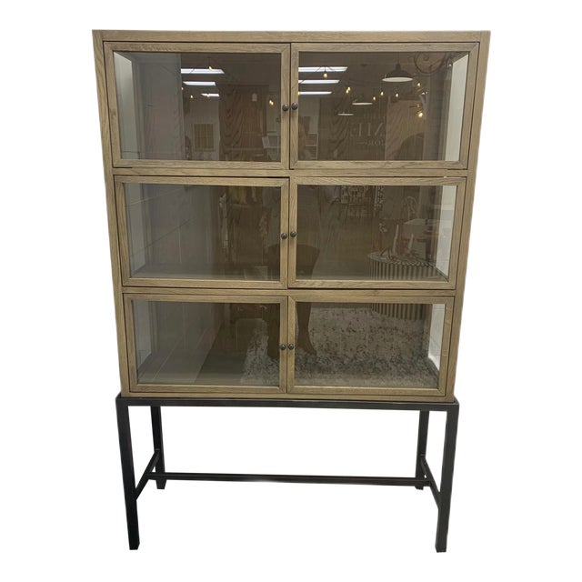 Bryanston Traditional China Cabinet For Sale