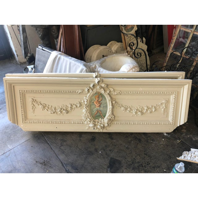 Cherub Plaster Relief For Sale - Image 13 of 13
