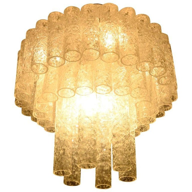 Doria Chandelier in Three Layers For Sale - Image 9 of 9