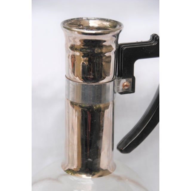 Mid-Century Modern Mid-Century Inland Dorothy Thorpe Style Handblown Coffee Pot For Sale - Image 3 of 9