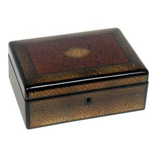 Vintage Men's Dresser Box