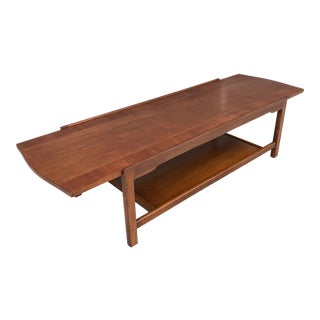 1960s Mid Century Drexel Coffee Table For Sale