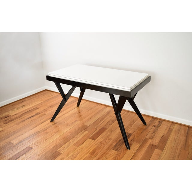Craft Mid Century Castro Convertible Coffee/Dining Table For Sale - Image 4 of 8