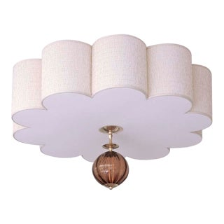M36H Flush Mount Chandelier For Sale