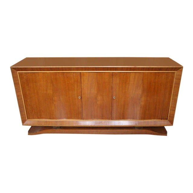 French 1940s Mahogany Sideboard - Image 1 of 11