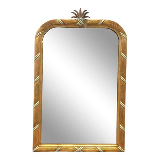 Large French Gilt Mirrror