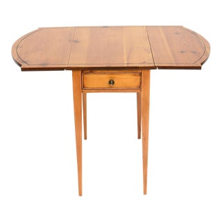 1940s Georgian Pine Pembroke Table