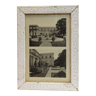 'Oelrich Residence' Framed Photo For Sale